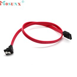 AtA lock online shopping - Mosunx advanced Hot sales cm Right Angle SATA Cable Serial ATA Data Lead Locking Latching S RA m PC