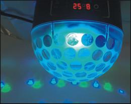 $enCountryForm.capitalKeyWord Canada - Free Shipping Hot Sale 25W Mini LED Disco Dj Stage Lighting Effect Light RGB Color Crystal Magic Ball