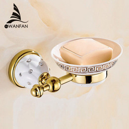new golden finish brass flexible soap basket soap dish soap holder bathroom accessoriesbathroom furniture toilet vanity 5205