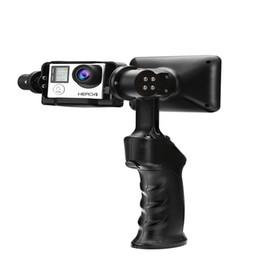 Wenpod GP1 à main Gimbal d'action caméra GoPro Hero 1 2 3 et 4 Hero Selfie Accessoires en Solde
