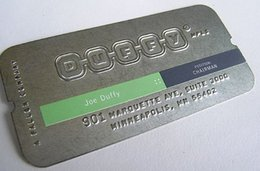 $enCountryForm.capitalKeyWord NZ - top grade MDM1 CR80 standard size printed metal business card clear business card brush finished metal card