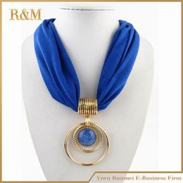 Scarf jewellery wholesale online wholesale pendant scarf jewellery wholesale 2016 woman new fashion jewellery scarf aloadofball Image collections