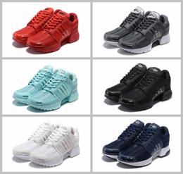 Vente en gros 2017 Climacool 1 Clima Cool TUBULAIRE VIRAL W Mesh Triple Noir Blanc Chaussures Hommes Tubular Shadow Running Mesh Sports Baskets 40-45