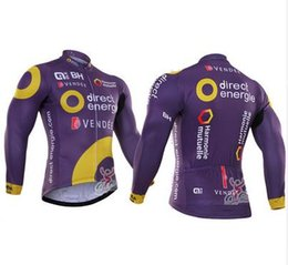 SuitS cycling jerSey long Sleeve online shopping - 2017 Autumn Brand Racing Suit Jersey Quick Dry Maillot Cycling Clothing Long Sleeve Bicycle Wear Dress Design