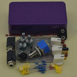 Effects Pedal Kit Australia - Build New DIY Tremolo Effects Pedal Unassembled Kit Your Assemble