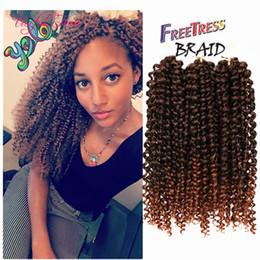 $enCountryForm.capitalKeyWord Canada - freetress braiding hair savana mambo twist crochet hair extensions ,synthetic braiding hair jerry curl,deep wave curl10inch marley braids