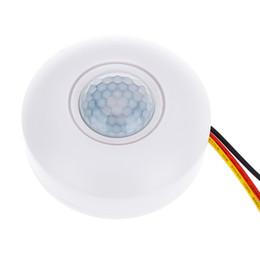 $enCountryForm.capitalKeyWord UK - AC 200-250V Infrared Motion Sensor Switch Human Body Induction Motion Save Energy Automatic LED light Sensor Switch <$18 no tracking