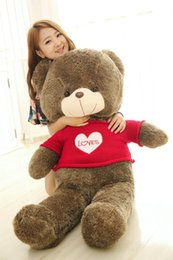 huge bears toy Australia - Gifts with TEDDY BEAR PLUSH HUGE SOFT TOY Plush Toys Valentine's Day gift  Birthday gifts  New Year's gift