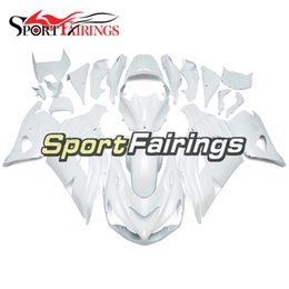 $enCountryForm.capitalKeyWord Canada - Injection Fairings For Kawasaki ZX-14R ZX14R 12 13 14 15 2012 - 2015 ABS Plastics Motorcycle Fairing Bodywork Cowling White Pearl New