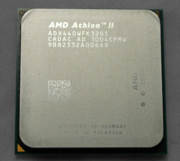 Discount cpu pieces - AMD Athlon II X3 440 processor (3.0GHz 1.5MB L2 Cache  Socket AM3) Triple-Core scattered pieces cpu x3 phone