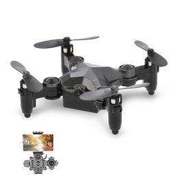 2018 Drones For Kids Cameras New DH800 24G 4CH 6 Axis WIFI FPV Camera