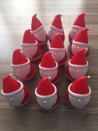 $enCountryForm.capitalKeyWord Australia - Santa Claus Portable Mini Wireless Bluetooth Christmas Father Tumbler Roly-poly speaker Christmas Speaker Popular Toy as Christmas Gift