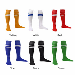over knee soccer socks 2019 - 1 Pair Sports Socks Knee Legging Stockings Soccer Baseball Football Over Knee Ankle Men Women Socks Hot Sale discount ov