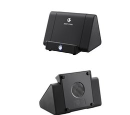Best Mobile Speakers Australia - New Intelligent mutual Speaker Best Core Magic Boost BC-318 Wireless smart speaker Mutual Induction Speaker Smartphone DHL shipp