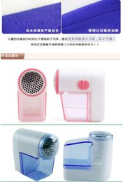 Woolen Knitted Clothes NZ - fShaving machine to remove hair ball trimmer electric suction wool clothing for hair removal shaving hair ball hit the ball scraping machine