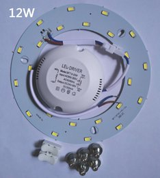 PROMOTION 23W SMD 5730 Ceiling Circular Magnetic Light Lamp 85-265V AC220V Round Ring LED Panel board with Magnet