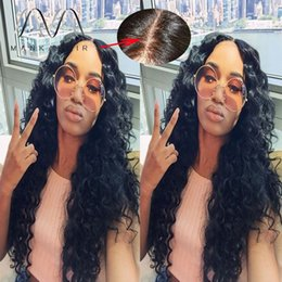 Women Small Hairs Canada - factory price full lace wig with silk top brazilian human hair wigs for black women