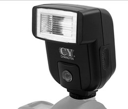 $enCountryForm.capitalKeyWord UK - Mini Universal Flash Speedlite Hot Shoe Sync Port for Digital Camera YinYan CY-20