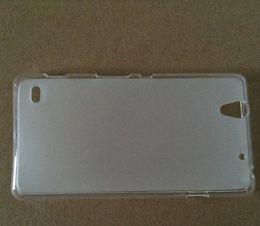 $enCountryForm.capitalKeyWord Canada - For Sony Xperia C4 Phone Case Pudding Clear Soft TPU Gel Back Skin Cover Protective Shell Fundas