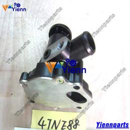 Pumps For Pumping Water NZ - YANMAR 4TNE88 4TNE88T water pump 129002-42004 YM129002-42004 for excavator and forklift diesel engine repair parts