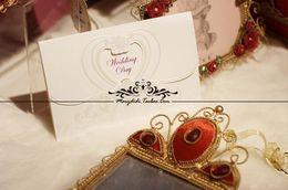 Großhandel Die neue 2016 Hochzeitseinladungen Europäische hochwertige Persönlichkeit Einladungen Einladungskarte Hochzeitseinladungskarte