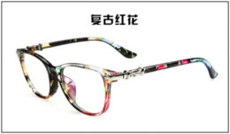 314a4d6082ec Sunglasses Flowers Canada - 2015 Fashion Women Flower Sunglasses Retro Full  Frame Plastic Brand Name Women