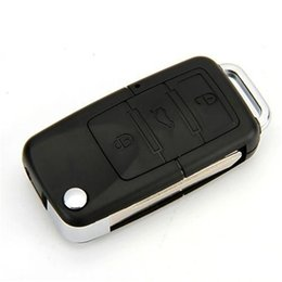 $enCountryForm.capitalKeyWord Canada - 5pcs lot HD 720P Car KeyChain Camera Mini Car Key Cameras Micro DV DVR Mini Video Recorder Portable Camcorders
