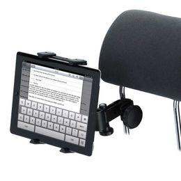 "Tablet Cradle Holder Car NZ - Universal Headrest Back Seat Tablet Car Mount Holder Cradle for ipad Pro 9.7"" for ipad Air   mini for Samsung Galaxy Tab 4"