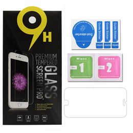 Mirror Papers Canada - A++ quality Iphone 7 7plus Iphone 6s 6s plus Tempered Glass Screen Protector Anti-shatter Antifingerprint for Samsung S7 S6 paper package