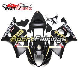 Kit Rizla Fairings NZ - Motorcycle Full Cover Fairing Kit For Suzuki GSXR 1000 GSX-R1000 K3 03 04 2003 2004 ABS Complete Body Kit Bodywork Rizla + Black
