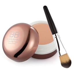 $enCountryForm.capitalKeyWord UK - Wholesale-Hot sale Cosmetic Blemish BB Cream Concealer Smooth Moisturizing Face Cover Foundation Makeup Brush free ship