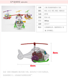 $enCountryForm.capitalKeyWord Canada - Hot cute mini helicopter baby on the chain clockwork transparent transparent ultra mini airplane children's toys