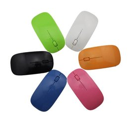 $enCountryForm.capitalKeyWord Canada - Digital 2.4G Wireless Optical Mouse Mice 6 Colors Ultra-thin Mouse USB Receiver ultrathin Slim Arc Mouse for Laptop Notebook PC Desktop Comp