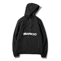 $enCountryForm.capitalKeyWord Canada - Wholesale- Fashion 2017 Men Hooded Jacket Korean Slim Fit Windproof Casual Jacket Men Patch Design Front Pocket Man Coat Lover Windbreaker