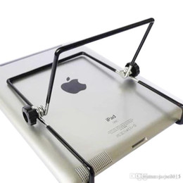 $enCountryForm.capitalKeyWord Canada - Lightweight and Foldable Metal Multi-angle Holder Stand for The New iPad   iPad 2   iPad   Tablet PC   Digital Photo Frames