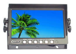$enCountryForm.capitalKeyWord Canada - New 7 inch digital TFT panel car or bus or truck reversing monitor with 2 video inputs and built-in speaker