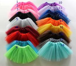 Girls ballet dance dress online shopping - Tutu Skirt Party Dresses Adults Women Girls Ballet Dancewear Mini Short Skirt Pettiskirt Performance dance Costume Ball Gown stage wear
