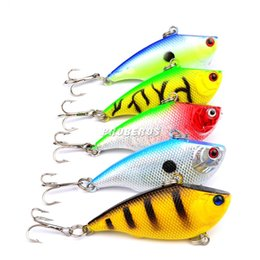 $enCountryForm.capitalKeyWord Canada - 2016 ABS Plastic Vibe fishing lure 5.5cm 7.5g 5colors Vibration Pike Catfish Trout Fly Fishing Baits