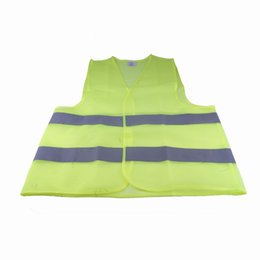 Safety Clothing Reflective Vest Sanitation Building Construction Mesh Vest For Fast Shipping