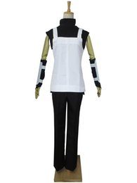 China Naruto Hatake Kakashi Cosplay Costumes Outfit+shoes+Gloves+weapon+bag+headband suppliers