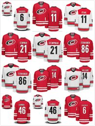 6f388f376 ... Men Carolina hurricanes 11 jordan staal 21 lee stempniak 86 teuvo  teravainen 14 justin williams 2017 ...