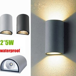 Outside landscape lighting online outside landscape lighting for sale 2016 high quality 2 5w led waterproof wall lamp double end led wall lights outside landscape ac85 265v mozeypictures Gallery