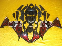 R1 12 Canada - Motorcycle Fairing Bodywork Kit ABS Injection Fit for 2009-2012 Yamaha YZF R1 09 10 11 12 New