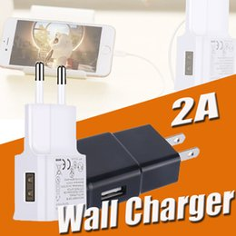 eu micro usb charger lg Canada - Micro USB Wall Charger Home Travel Adapter True Full 1A 5V 2A EU US Plug Charging Cable For iPhone XS Plus X 8 7 Samsung Galaxy S9 S8 Note 9