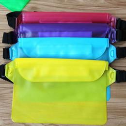 Großhandel PVC wasserdichte Schwimmen Taschen Waist Pack Taschen Außentaschen trockene Unterwasser Taschen-Abdeckung für Handys im Angebot