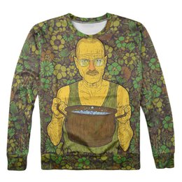 $enCountryForm.capitalKeyWord UK - Wholesale-Alisister new fashion Breaking Bad Chemist Crewneck Sweatshirt women men printed hoodies casual 3d characters hoodies drop ship