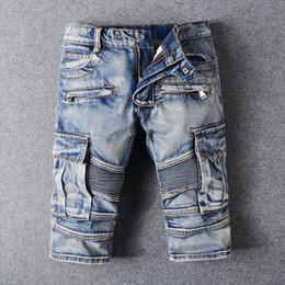 Distressed Denim Shorts Men Online | Distressed Denim Shorts Men ...