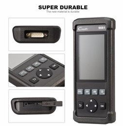 Discount launch scanning tools - Launch DIY Scanner CReader 9081 Super Durable Full OBD2 Scan Tool Diagnostic OBD+ABS+SRS+Oil+EPB+BMS+SAS+DPF CR9081 Mult