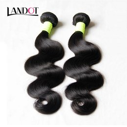 $enCountryForm.capitalKeyWord Canada - 2 Bundles Brazilian Virgin Human Hair Weave Body Wave Unprocessed 8A Peruvian Malaysian Indian Remy Hair Extensions Natural Black 1B Dyeable