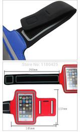 Chinese  Wholesale-for LG Nexus 5 G2 D802 G3 D855 Optimus G Pro G Flex D958 Armband Case Running Sports Gym 1PCS manufacturers